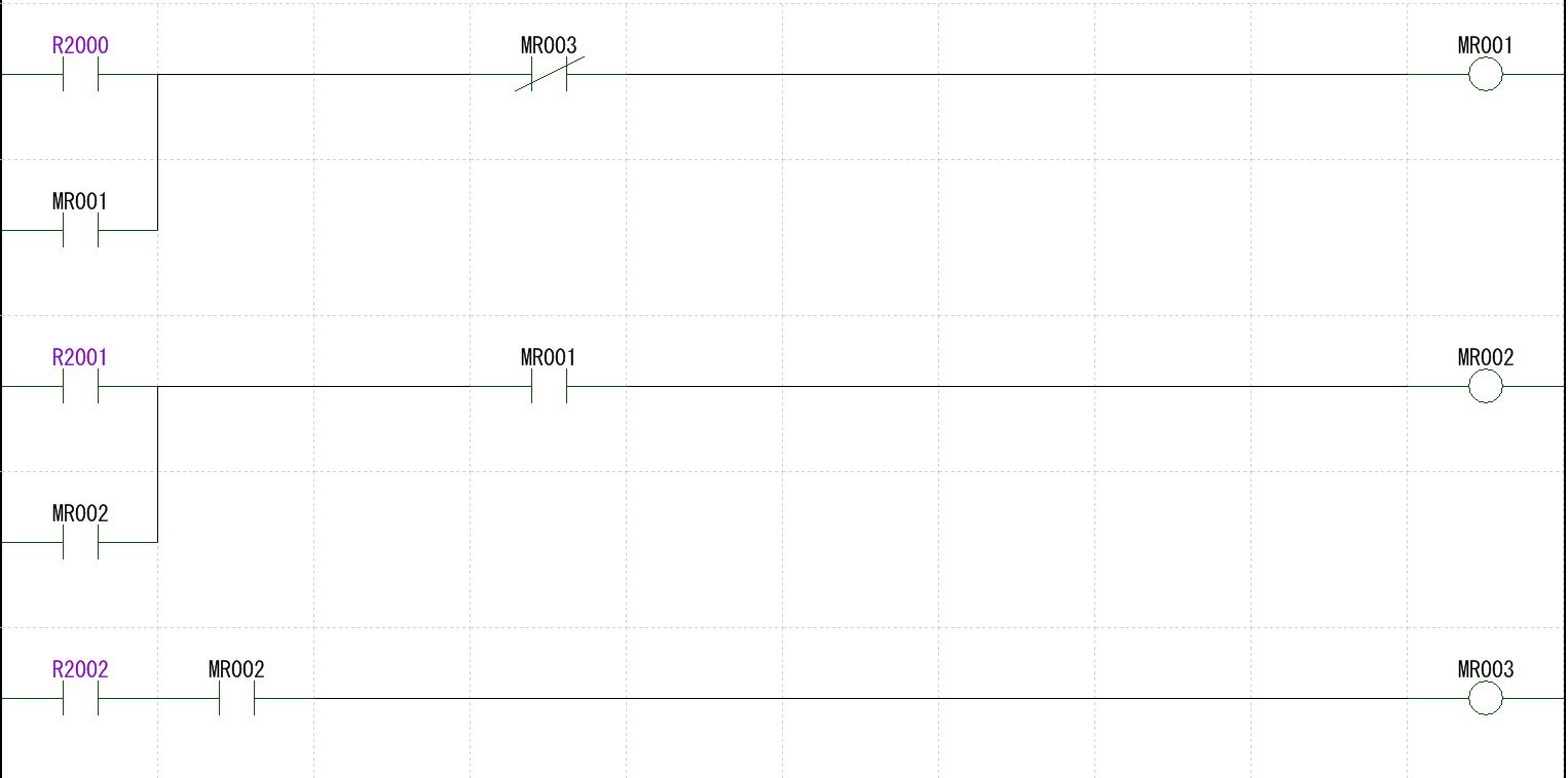 Control Design 2 Sequence And Foundation Idea Of Ladder Logic Diagram Xor Program