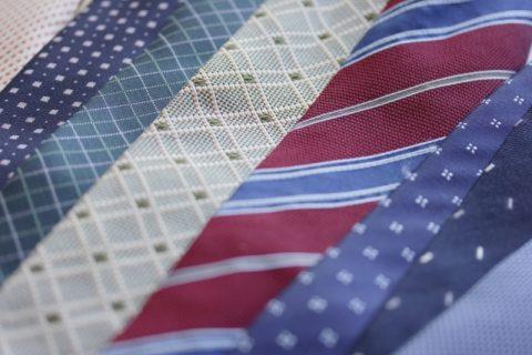 ネクタイについて
